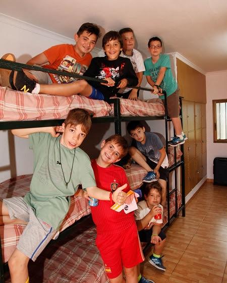 Dormitorios English School