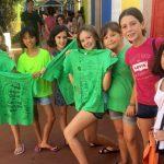 taller de camisetas English School