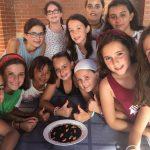 campamento de inglés para adolescentes en Valencia - niñas