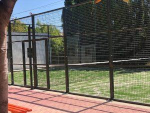 campamentos en ingles para niños en valencia - tenis